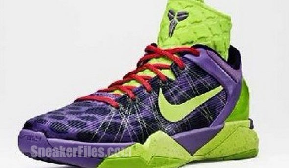 Kobe Christmas shoes Archives