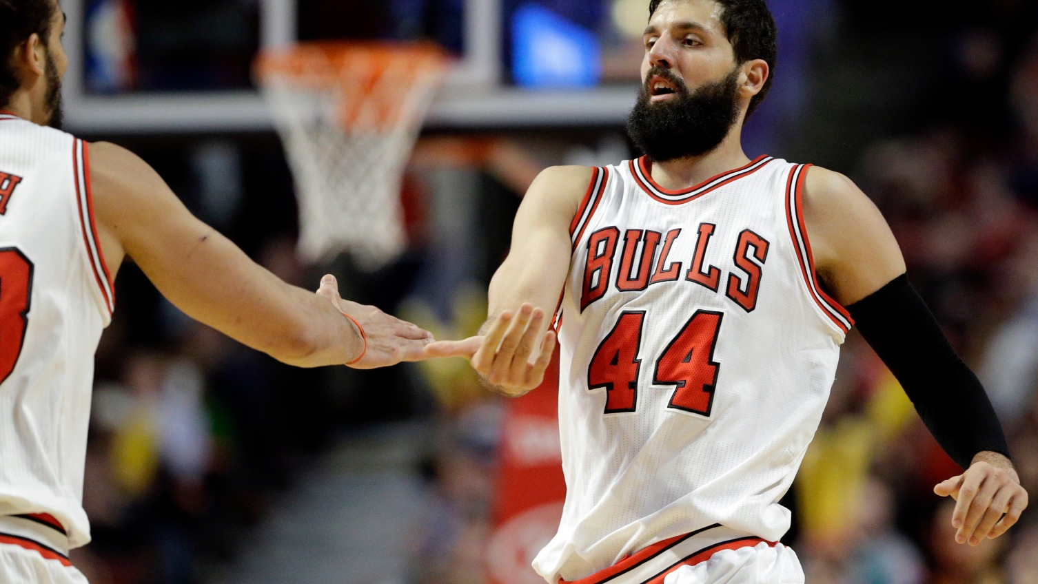You have yet to see the best Nikola Mirotic, if you ask Nikola Mirotic