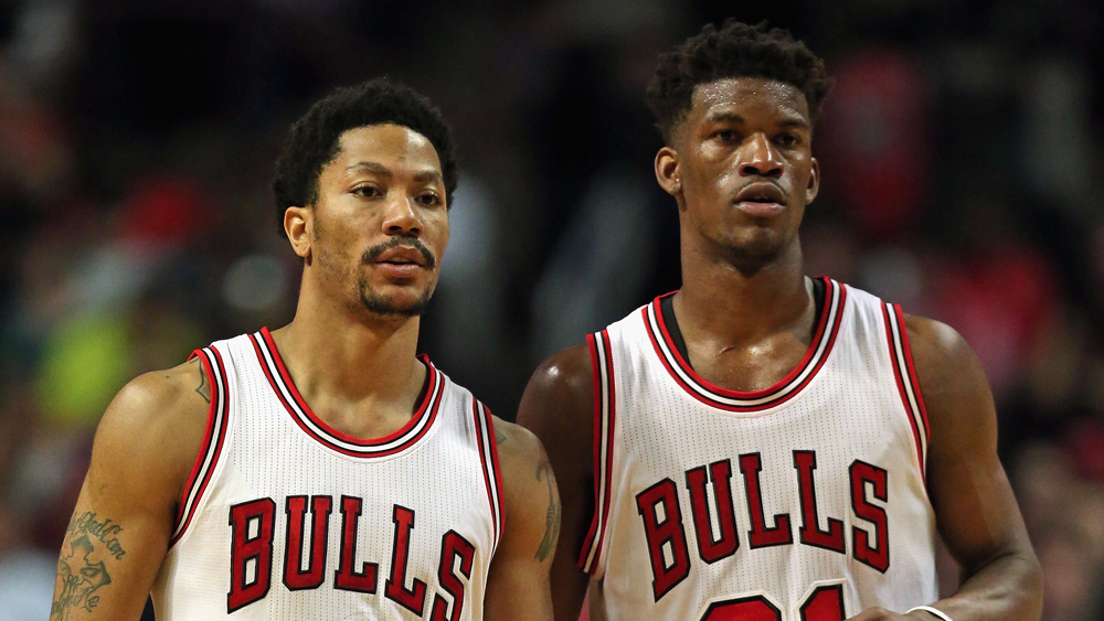 Jimmy Butler says his chemistry with Derrick Rose will get better
