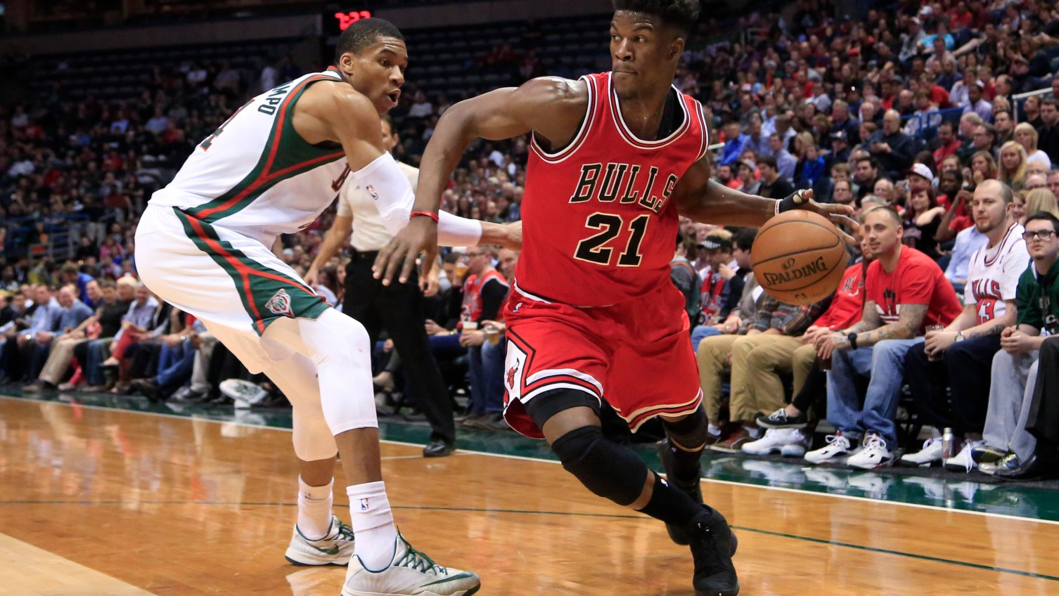 "Jimmy Butler: ""I'm a point guard"""