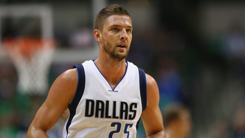 chandler parsons grizzlies mavericks