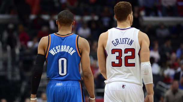 russell westbrook blake griffin