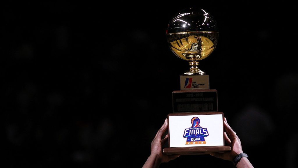 d league trophy