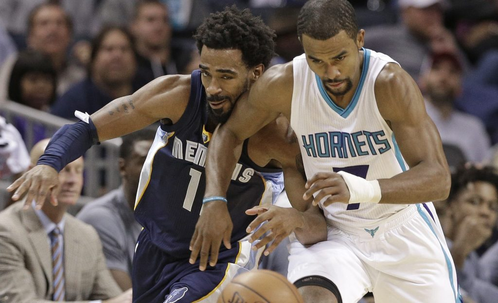 Ramon Sessions, Mike Conley