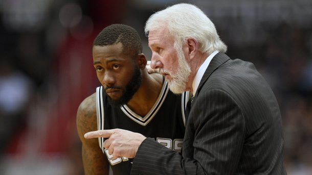 jonathan simmons wizards popovich