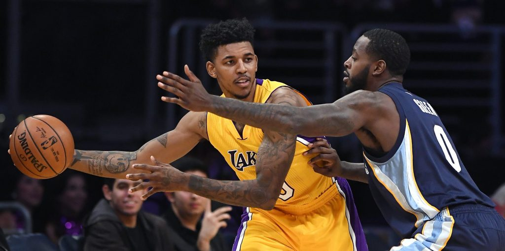 Nick Young, JaMychal Green