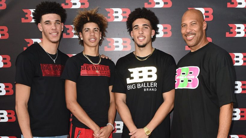 LaVar Ball: Lonzo Ball won't re-sign with Lakers unless they sign LiAngelo - ProBasketballTalk | NBC Sports
