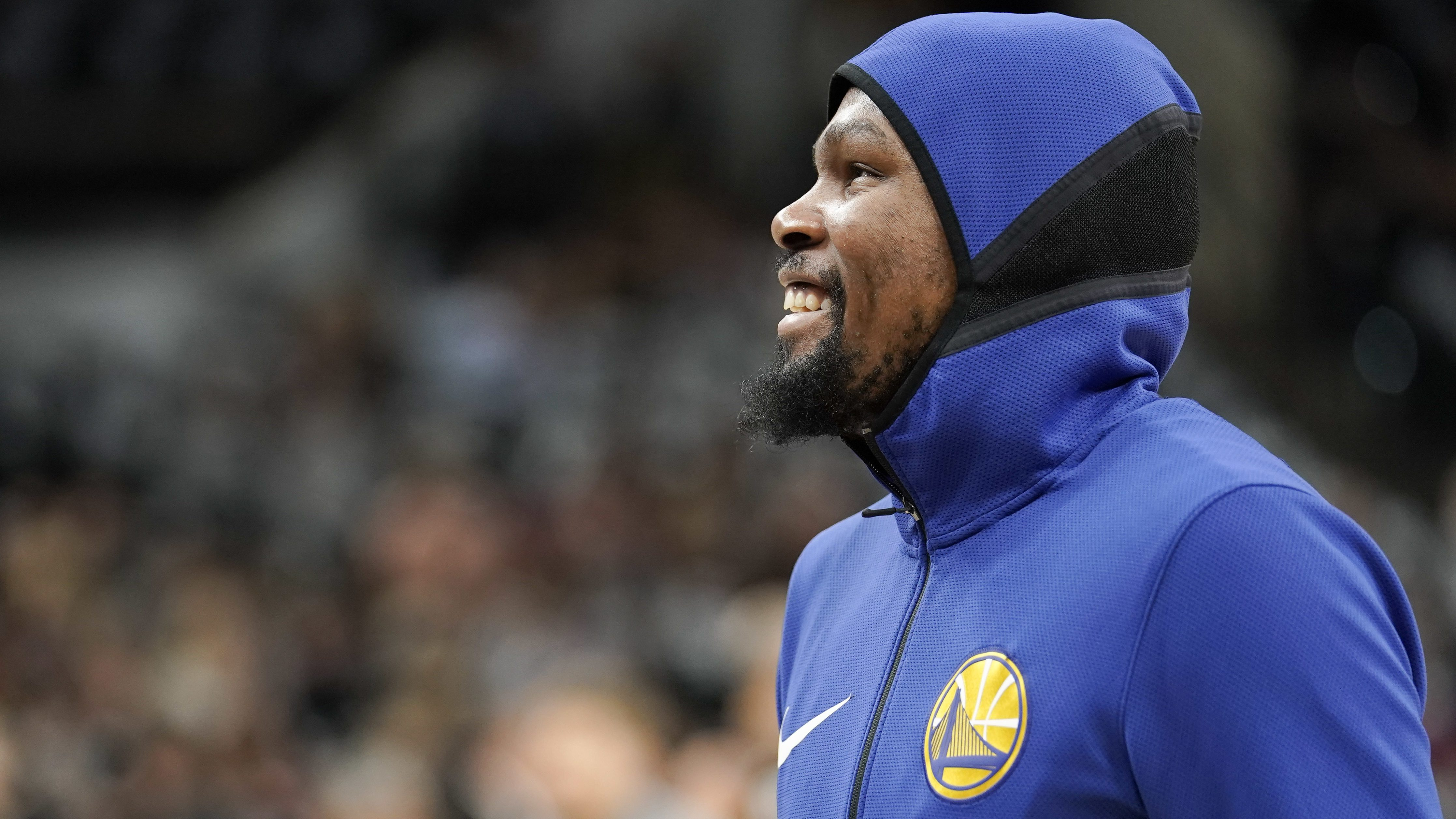 Kevin Durant: If I take another $10 million pay cut, Warriors 'going to start taking advantage of me'