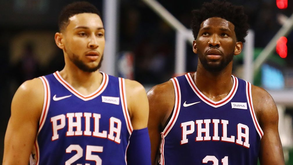Philadelphia practices with Ben Simmons as power forward, Shake Milton at point guard