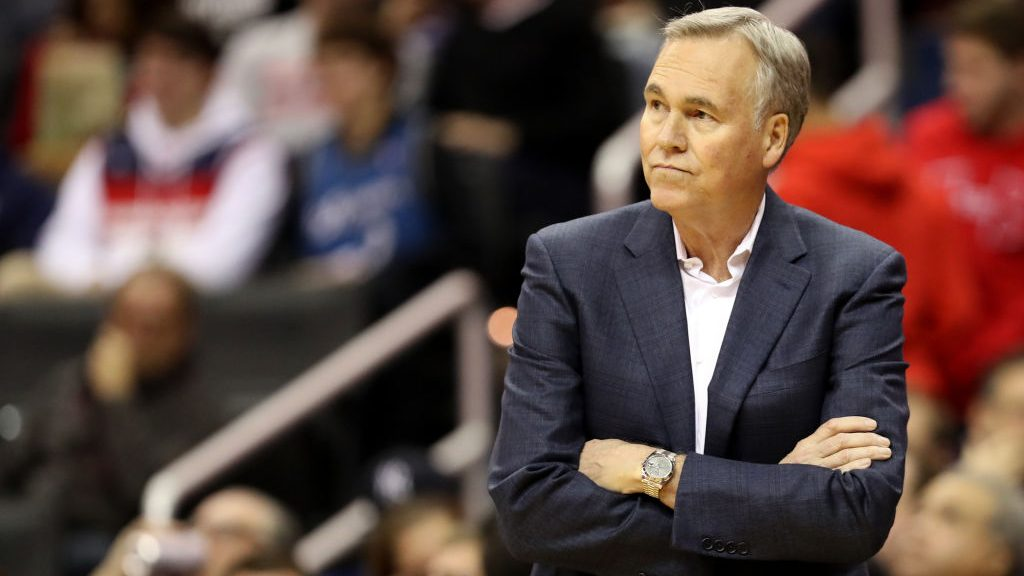 D'Antoni coaching Rockets Orlando
