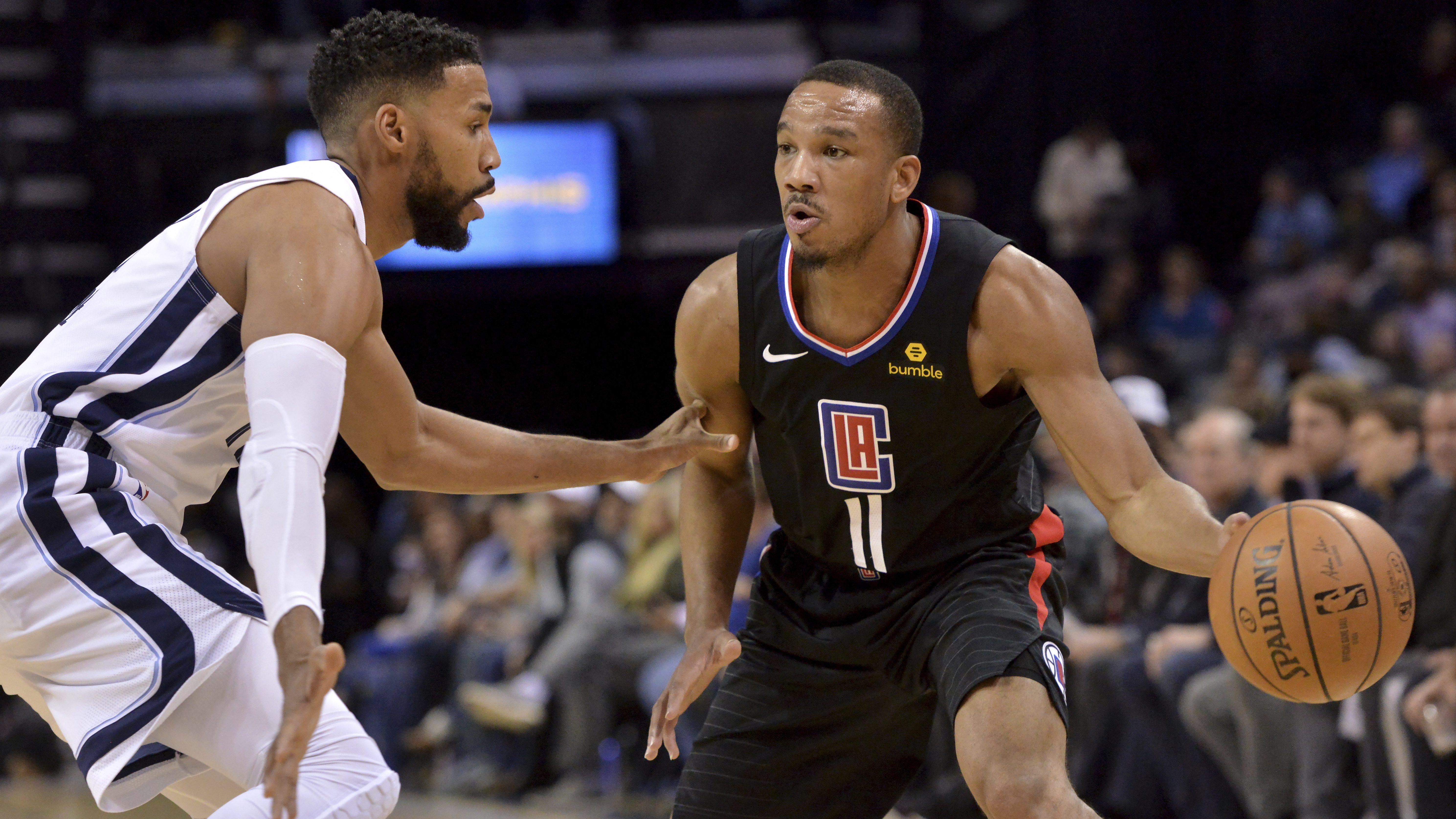 Report: Clippers trade Avery Bradley to Grizzlies for JaMychal Green and Garrett Temple