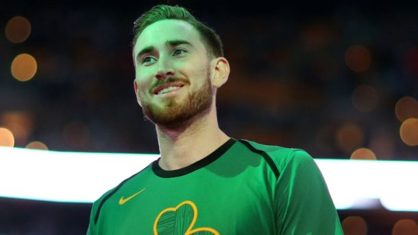 Celtics' Gordon Hayward