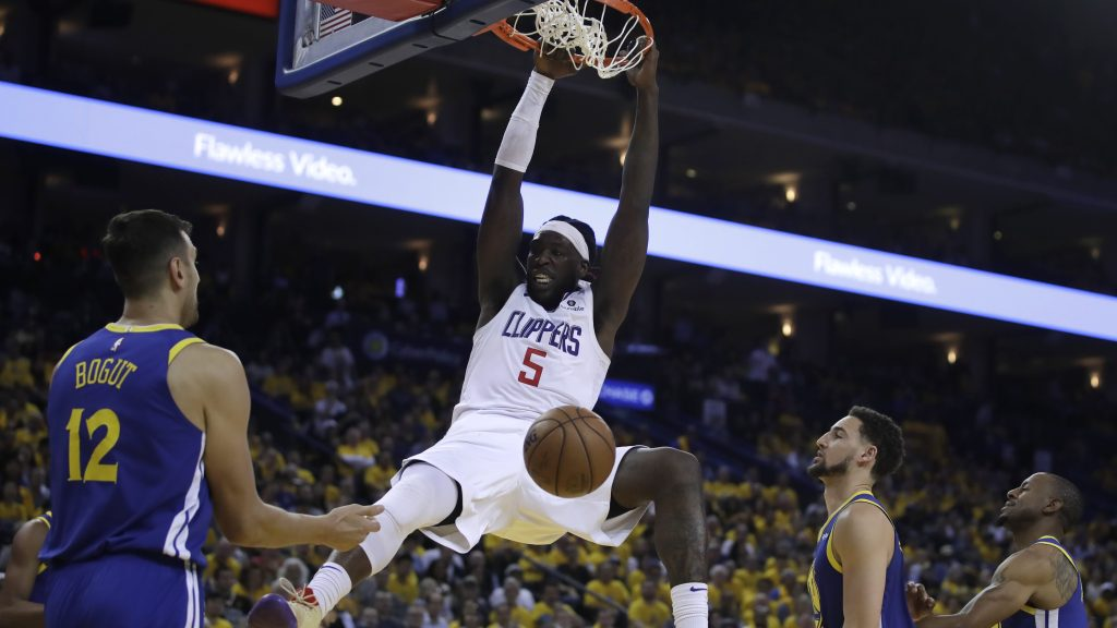 Clippers would like to re-sign Montrezl Harrell and Marcus Morris as free agents - ProBasketballTalk | NBC Sports