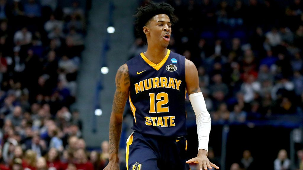 2019 NBA Draft Prospect Profile: Ja Morant is the future of the point guard position