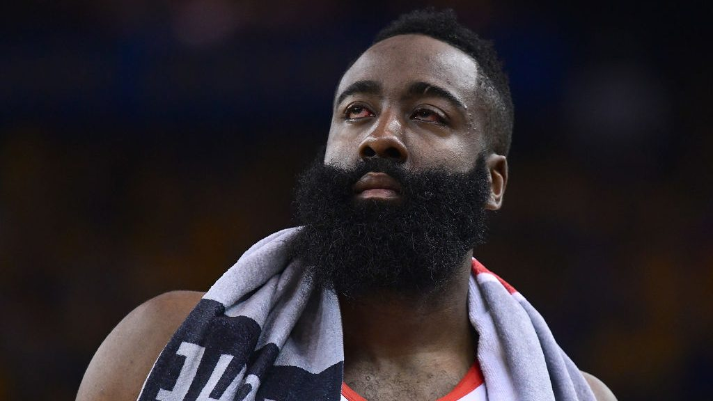 James Harden wants to win multiple championships — and he hears the clock ticking