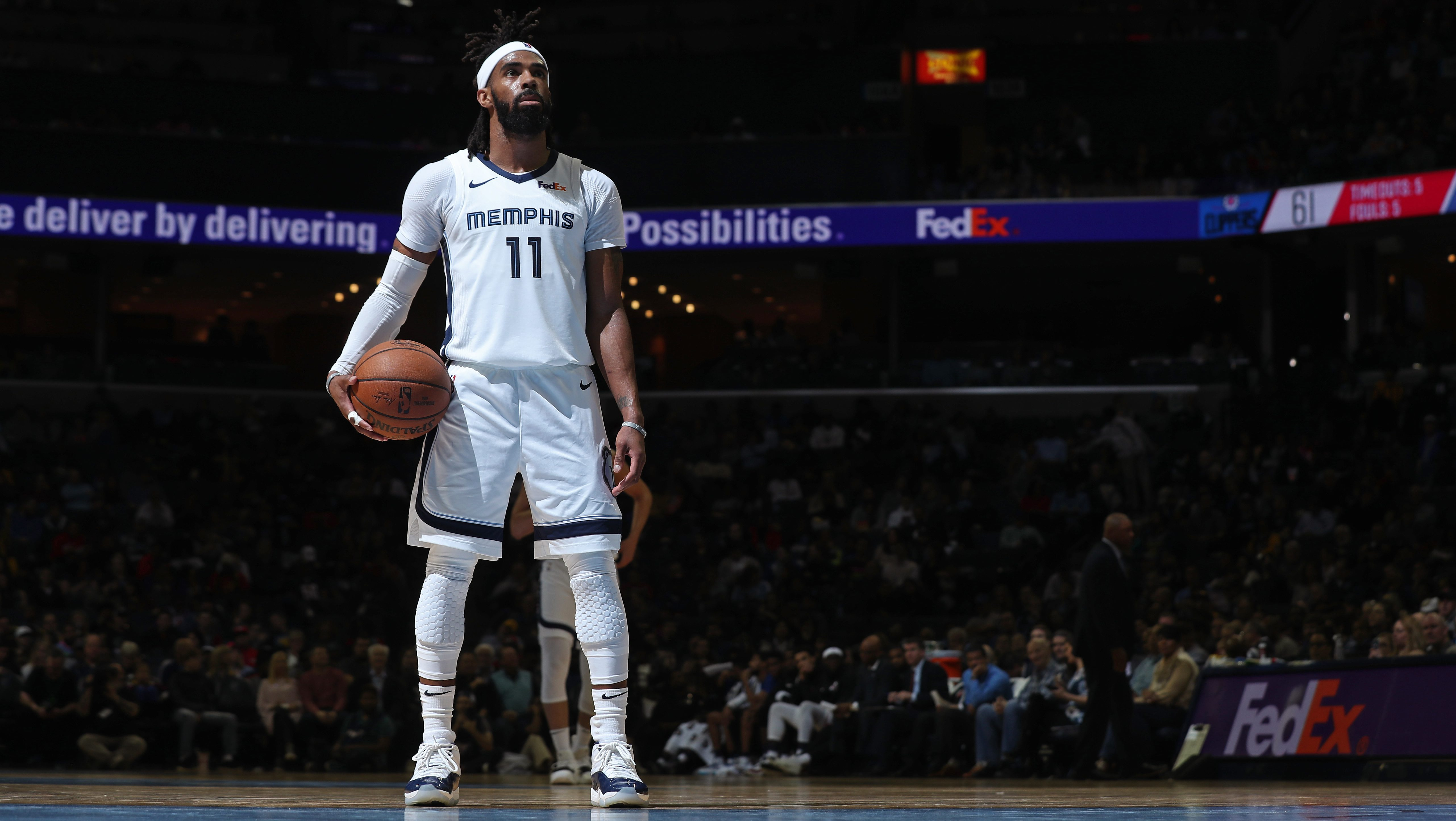 Grizzlies to retire Mike Conley's No. 11 jersey ...