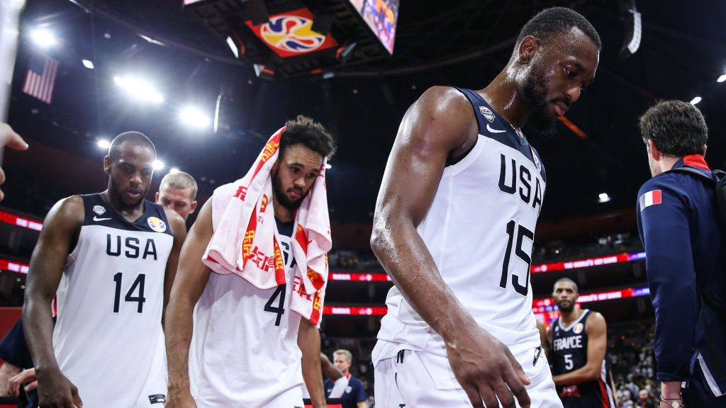 French toast: Team USA loses to France, won't medal at FIBA World Cup - ProBasketballTalk | NBC Sports