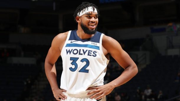 Karl Anthony Towns On Timberwolves It S Fine Keep Sleeping On