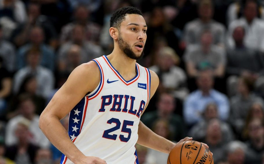 Ben Simmons has nerve impingement in lower back, to be re-evaluated in two weeks - ProBasketballTalk | NBC Sports