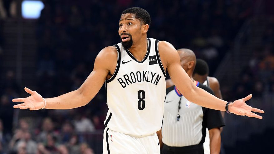 Pistons reportedly interested in Dinwiddie trade as Nets test market