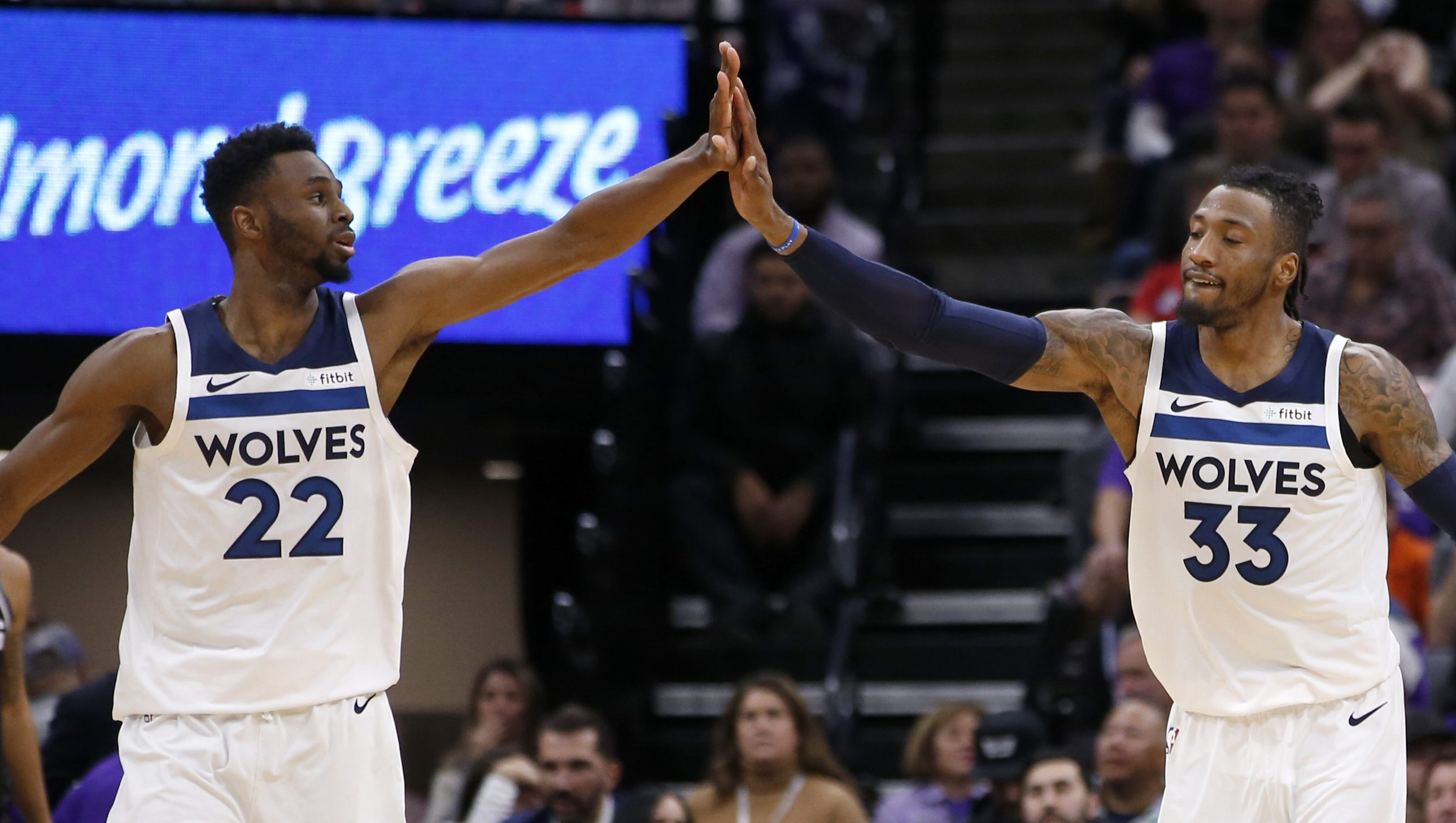 It Takes Double Ot But Timberwolves End 11 Game Losing Streak