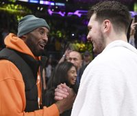 Kobe Bryant was trash talking Luka Doncic in Slovenian