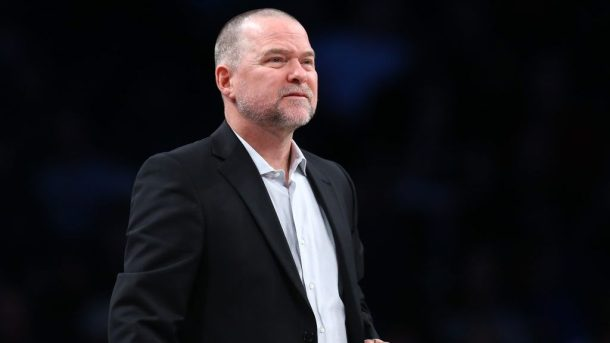 Nuggets coach Michael Malone