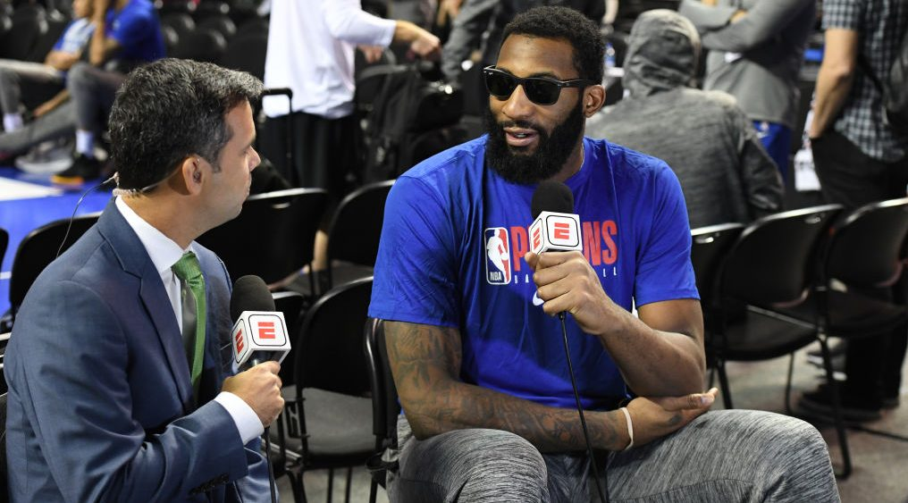 Andre Drummond suffers allergic reaction to avocado with Pistons playing in Mexico