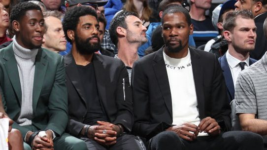 It was never about this year for the Brooklyn Nets - ProBasketballTalk | NBC Sports