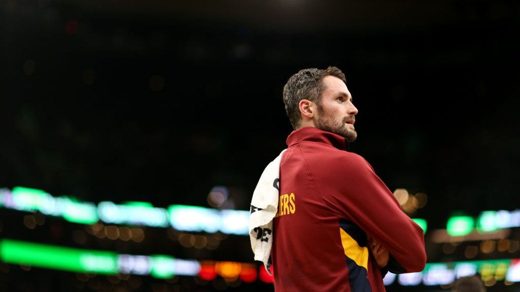Report: Cavaliers seeking first-rounder for Kevin Love, other teams seeking first-rounder for taking Kevin Love