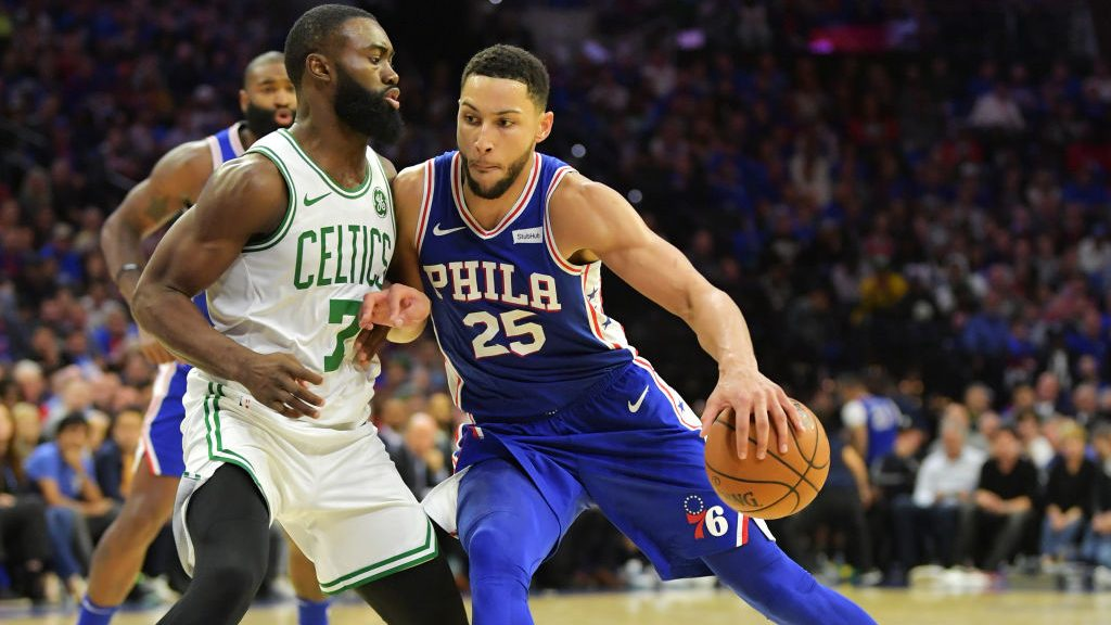 "Report: Ben Simmons back injury ""isn't a day-to-day thing"" - ProBasketballTalk 