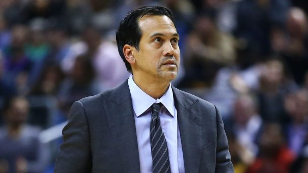 Heat Coach Erik Spoelstra Misses Game At Boston For Birth Of Son Probasketballtalk Nbc Sports