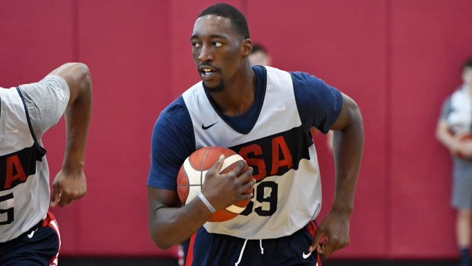 Gregg Popovich second-guesses cutting Bam Adebayo from Team USA