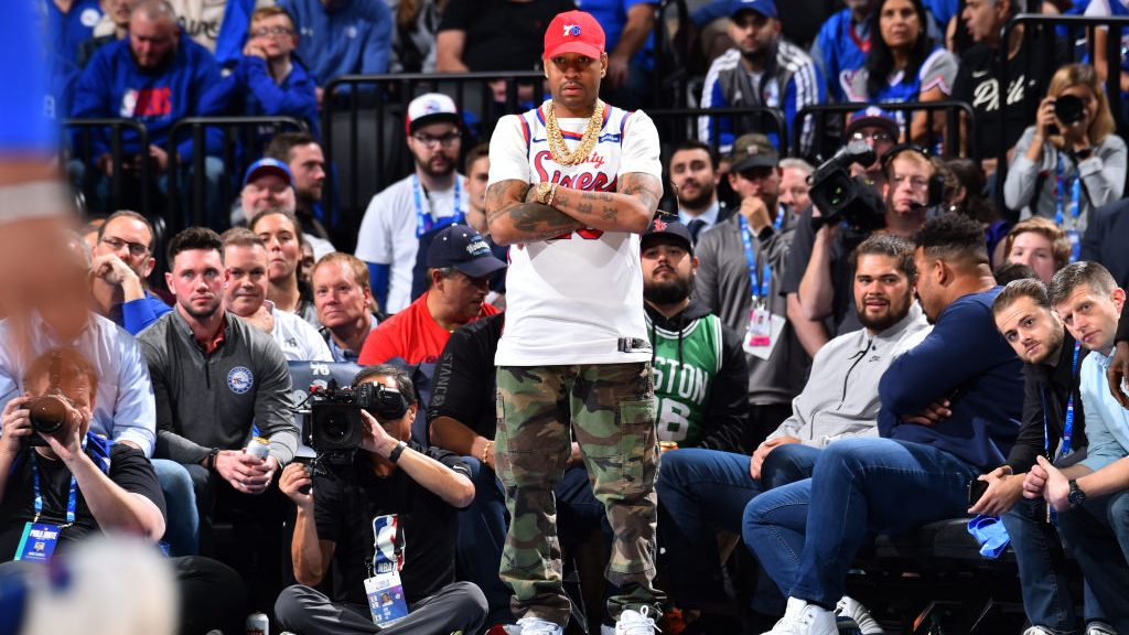 Report: Allen Iverson had backpack containing $500K of jewelry stolen