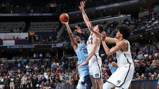 NBA playoff race includes Grizzlies, Nets