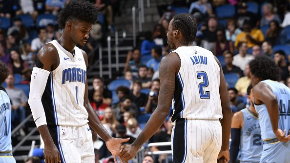 Disabled-player exception candidates Jonathan Isaac and Al-Farouq Aminu