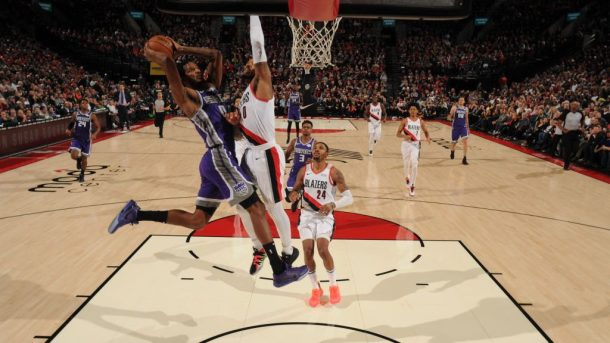 Trail Blazers trade Kent Bazemore to Kings for Trevor Ariza