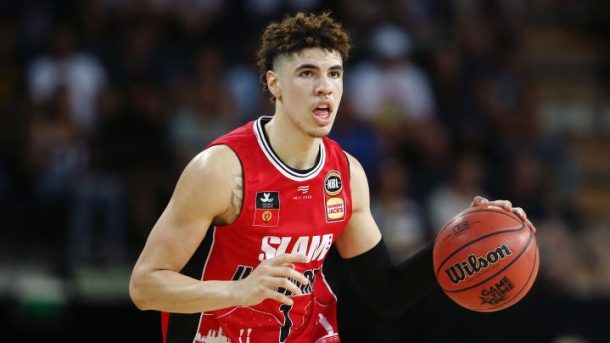 LaMelo Ball Knicks
