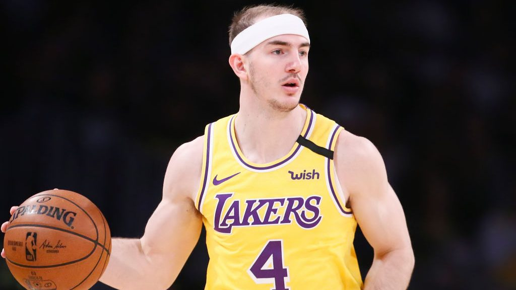 Alex Caruso jumps Russell Westbrook and Stephen Curry in All-Star voting