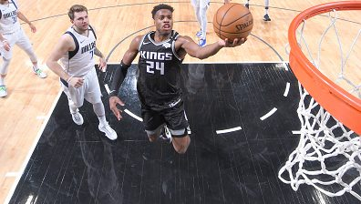 Kings guard Buddy Hield