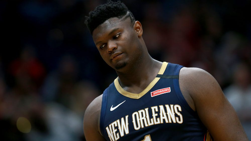 Zion Williamson has big dunk, block, scores 15 but Pelicans still fall to Nuggets