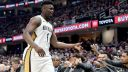 Zion Williamson named to Rising Stars