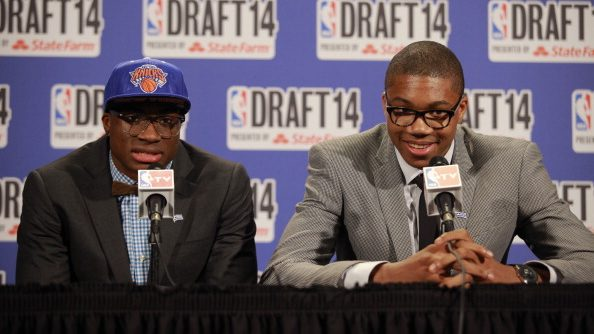Report: Giannis Antetokounmpo has bad thoughts about Knicks, re brother