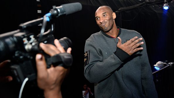 Kobe Bryant at All-Star Game