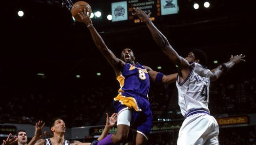 Kobe Bryant vs. Kings