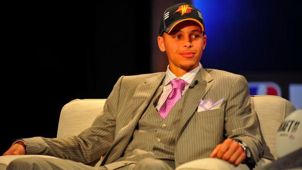Stephen Curry: I wanted Knicks, not Warriors, to draft me