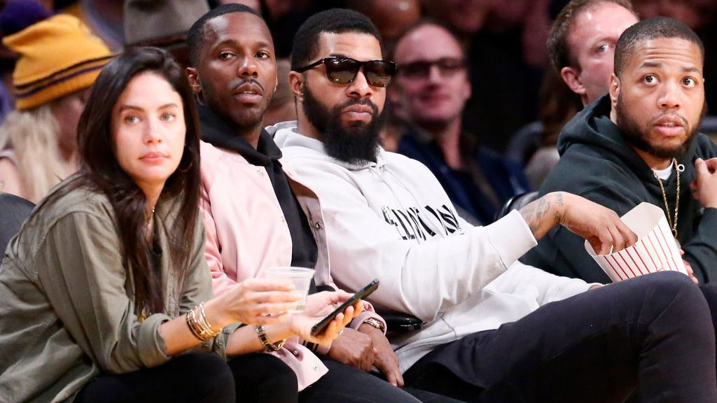 Potential Lakers target and former Pistons forward Markieff Morris