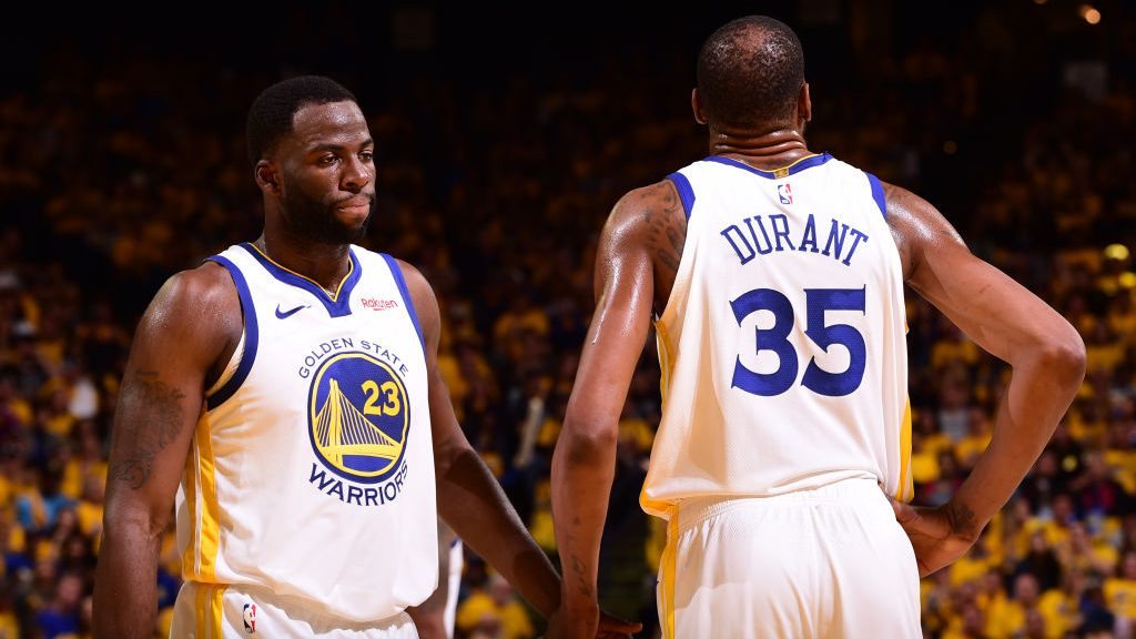 Kevin Durant: I isolated myself on Warriors after Draymond Green incident