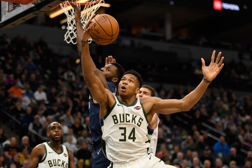 Rumor: Warriors got 1st, Andrew Wiggins for Giannis Antetokounmpo trade
