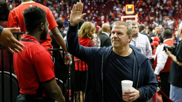 Rockets owner Tilman Fertitta